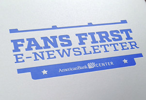 Fans First E-Newsletter