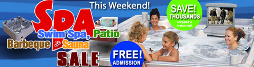 HOT TUB AND SWIMSPA SHOW